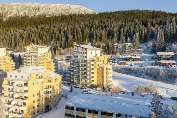 Bild: 1 rum bostadsrätt på Granlidsvägen 1, Åre kommun Åre By