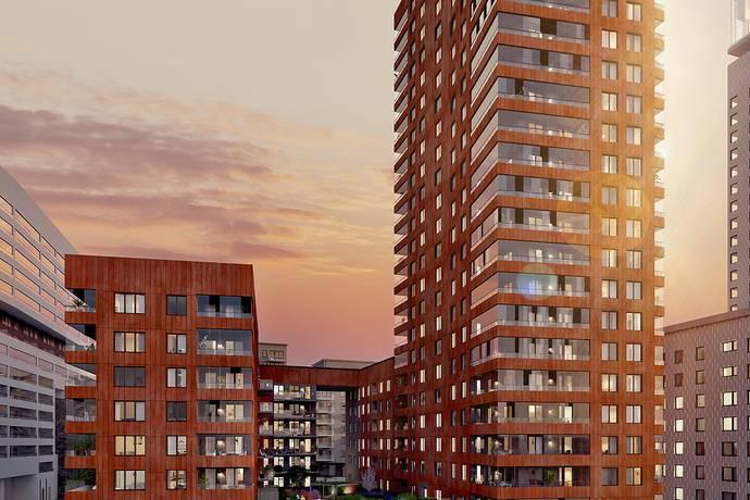 Bild: 3 rum bostadsrätt på Önologgatan 3, Stockholms kommun