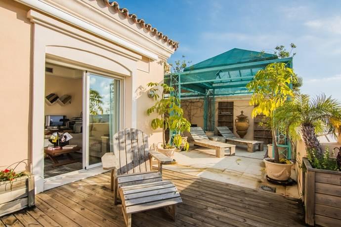 Bild: 4 rum bostadsrätt på Unik penthouse med härlig utsikt från terrassen!, Spanien Marbella - The Golden Mile