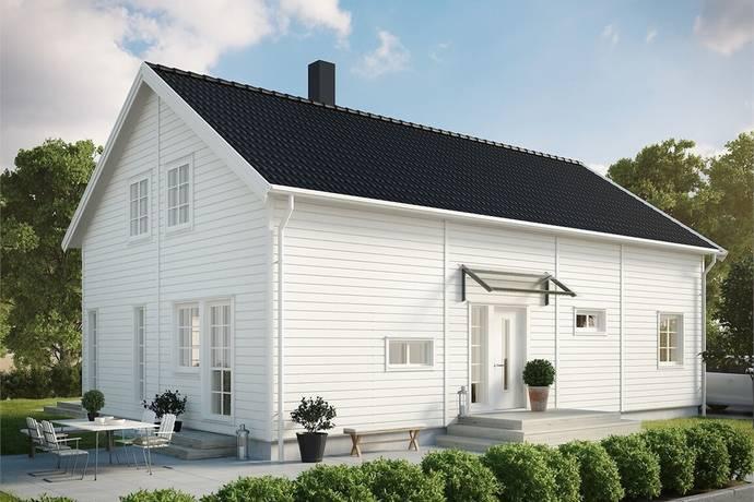 Bild: 7 rum villa på Lilla Solsätervägen 8, Göteborgs kommun Olofstorp