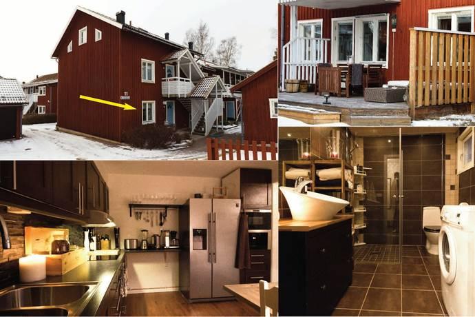 Bild: 2 rum bostadsrätt på Dalagatan 11 A, Rättviks kommun Rättvik Centrum