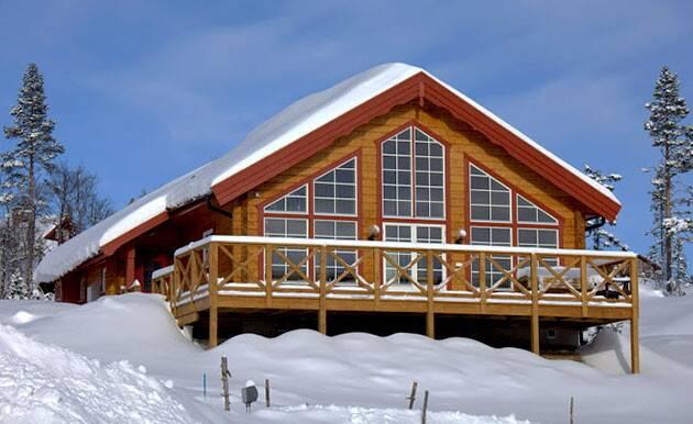 Bild: 5 rum villa på M55 - Merkurius - Jularbostugan, Älvdalens kommun Idre Himmelfjäll
