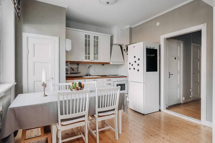 Bild: 1 rum bostadsrätt på Sveagatan 26C, Lidköpings kommun Centralt