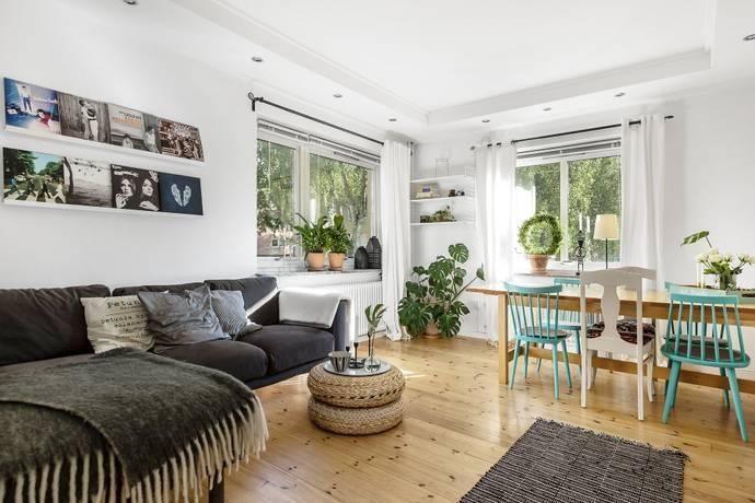 Bild: 2 rum bostadsrätt på Banérgatan 16A, Linköpings kommun