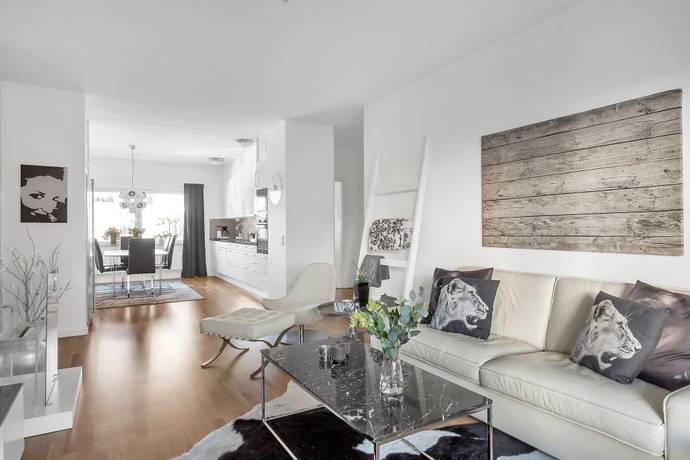 Bild: 4 rum bostadsrätt på Torgny Segerstedts allé 50, Uppsala kommun Rosendal