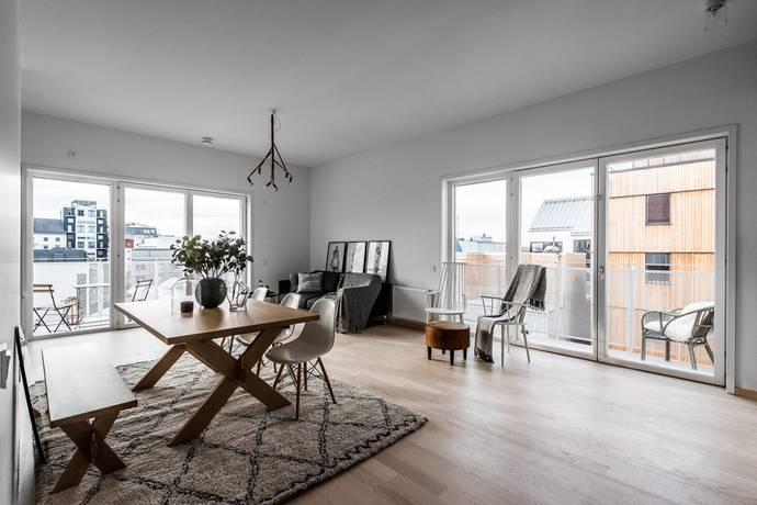 Bild: 3 rum bostadsrätt på Kunskapslänken 72 (B1203), Linköpings kommun Vallastaden