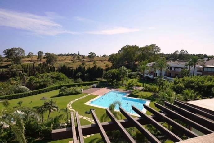 Bild: 3 rum bostadsrätt på Costa del Sol, Estepona, Spanien
