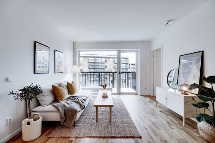 Bild: 4 rum bostadsrätt på Termikgatan 25, Örebro kommun Södra Ladugårdsängen