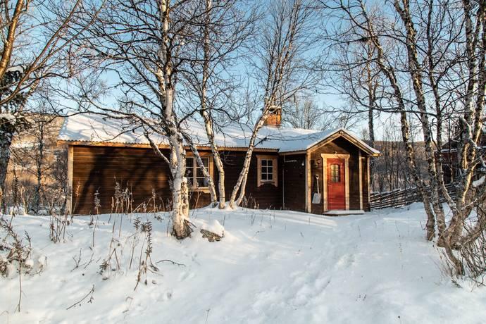 Bild: 3 rum fritidshus på Bergarvägen 8, Härjedalens kommun Ramundberget