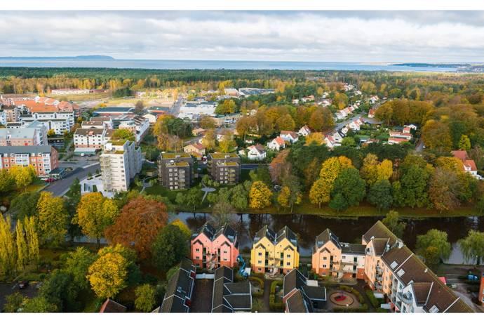 Bild från HSB Bostadsrättsförening Åkanten i Ängelholm