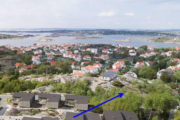 Bild: tomt på Dammkärrsbacken 20, Göteborgs kommun Södra Skärgården-Styrsö