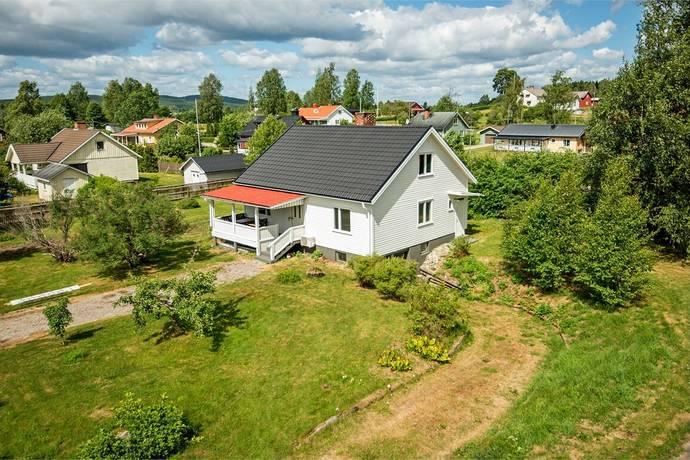 Bild: 3 rum villa på Igelkottsvägen 4, Arvika kommun Gunnarskog