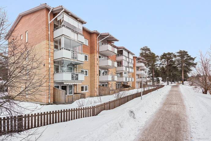 Bild: 2 rum bostadsrätt på Tallhedsgatan 2B, Kalix kommun Centrum