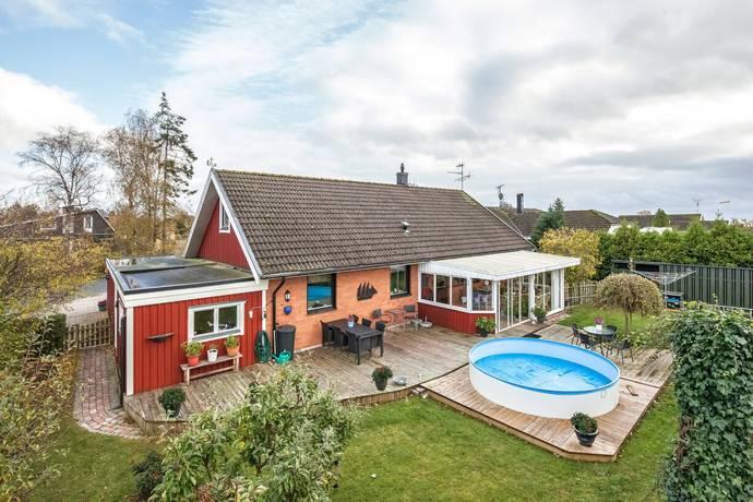 Bild: 5 rum villa på Blodrotsvägen 8, Trelleborgs kommun Beddingestrand