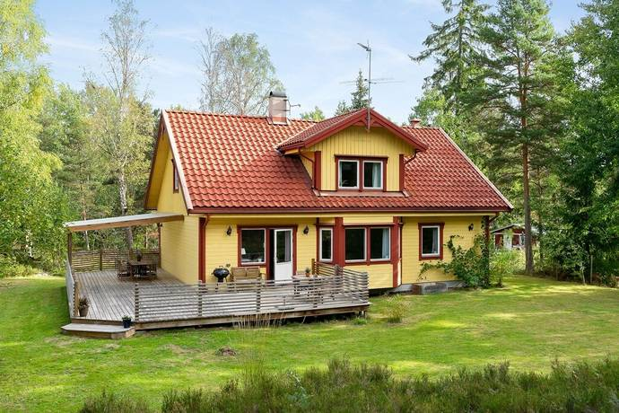 Bild: 5 rum villa på Gamla Brunnsvägen 100, Värmdö kommun Ingarö
