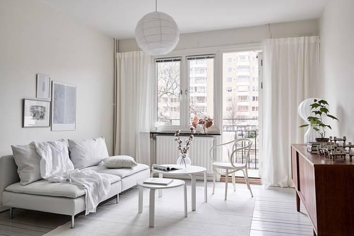 Bild: 2 rum bostadsrätt på Ekedalsgatan 5 C, Göteborgs kommun Majorna