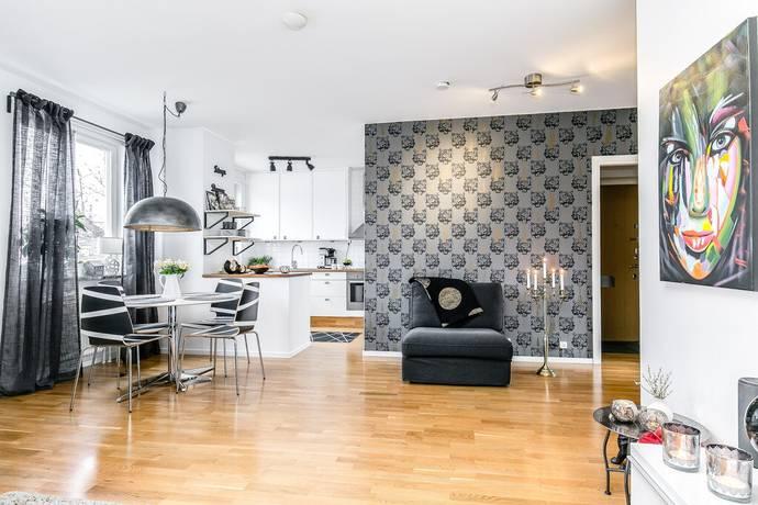 Bild: 4 rum bostadsrätt på Arrendatorsvägen 11, Huddinge kommun Centrala Huddinge