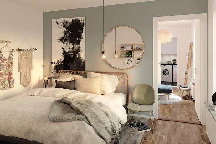 Bild: 5 rum bostadsrätt på Amanuensgatan 3, Uppsala kommun Rosendal