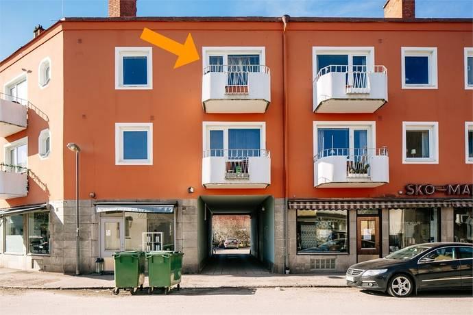 Bild: 4 rum bostadsrätt på Drottninggatan 6, Töreboda kommun Töreboda Tätort