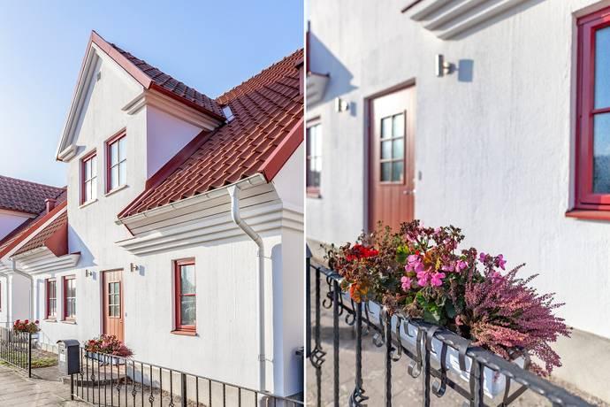 Bild: 5 rum radhus på Södergatan  6, Skurups kommun Centrum