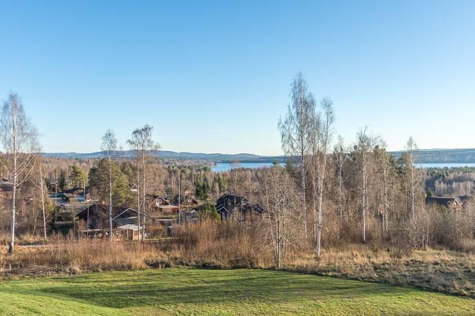 Bild: tomt på Källbacksvägen, Leksands kommun Siljansnäs
