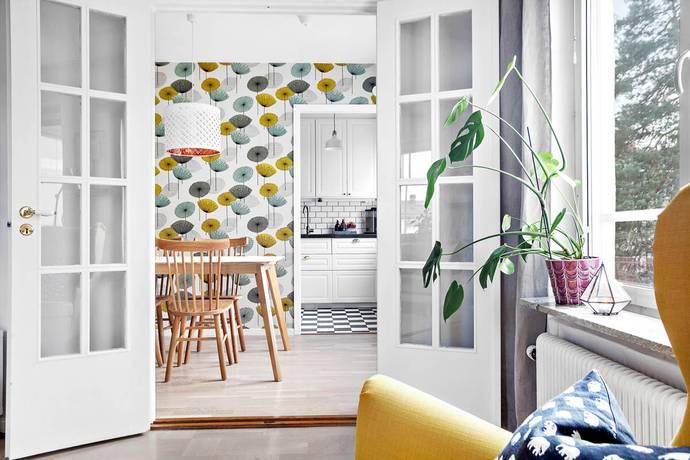 Bild: 5 rum bostadsrätt på Hanna Paulis Gata 3, Stockholms kommun Fruängen