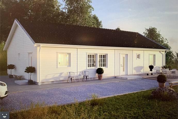 Bild: 4 rum villa på Talmansvägen 25 C, Uddevalla kommun Herrestad/Sunningen