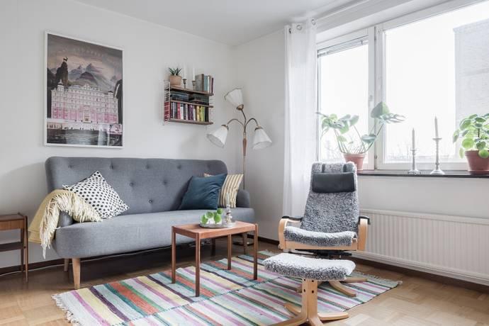 Bild: 1 rum bostadsrätt på Bohusgatan 35, 3 tr, Stockholms kommun Södermalm Sofia