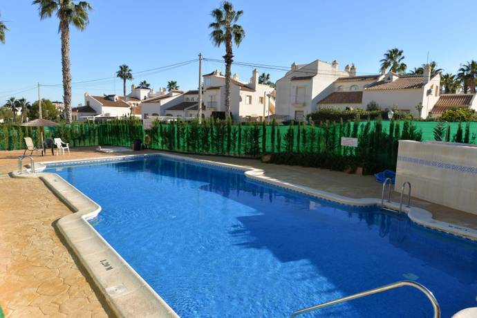 Bild: 3 rum radhus på Fin 1 plans bungalow vid poolen , Villamartin, Spanien Costa Blanca / Orihuela Costa