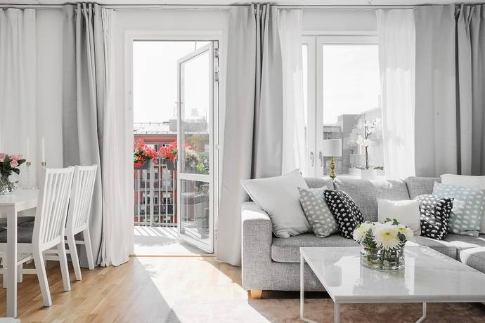 Bild: 1,5 rum bostadsrätt på Fridensborgsvägen 127, Solna kommun Järvastaden
