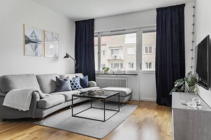 Bild: 2 rum bostadsrätt på Kilian Zollsgatan 21 B, Malmö kommun Ribersborg