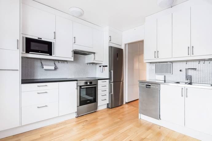 Bild: 3 rum bostadsrätt på Hillmanskroken 4, Gävle kommun Brynäs