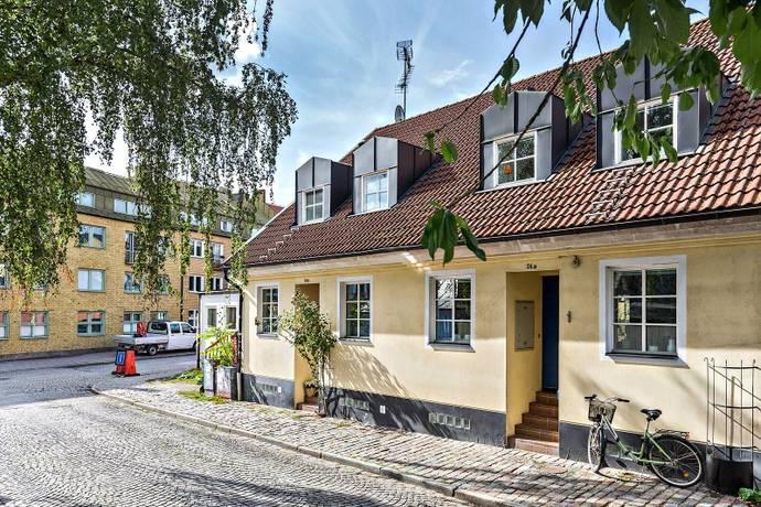 Bild: 5 rum radhus på Lilla Södergatan 24B, Lunds kommun Lund - Centrum