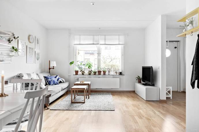 Bild: 2 rum bostadsrätt på Garverigränd, Nacka kommun Järla Sjö