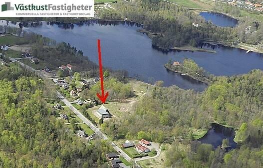 Bild: villa på Hässleholmsvägen 105, Örkelljunga kommun Örkelljunga - Centralt