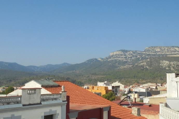 Bild: 4 rum radhus på Townhouse i idylliska Rossell, Spanien COSTA AZAHAR - ROSSELL