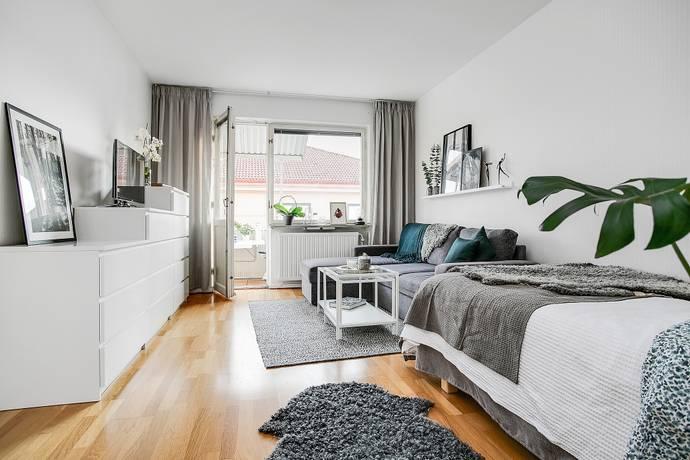Bild: 1 rum bostadsrätt på Schantzgatan 2B, Örebro kommun Norr