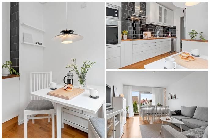 Bild: 2 rum bostadsrätt på Kyrkogatan 30, Vänersborgs kommun Nordstan