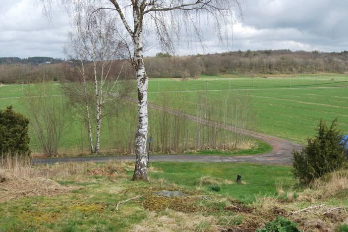 Bild: tomt på Sjömans Väg 5, Göteborgs kommun KVILLEHED