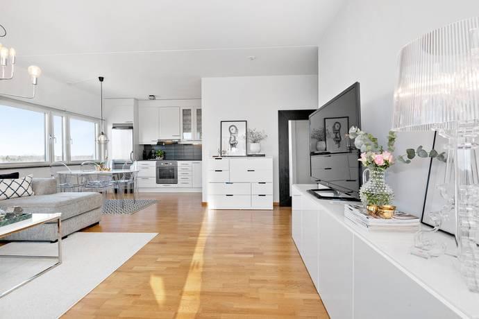 Bild: 2 rum bostadsrätt på Folkparksvägen 132, vån 7, Stockholms kommun Hägersten / Solberga