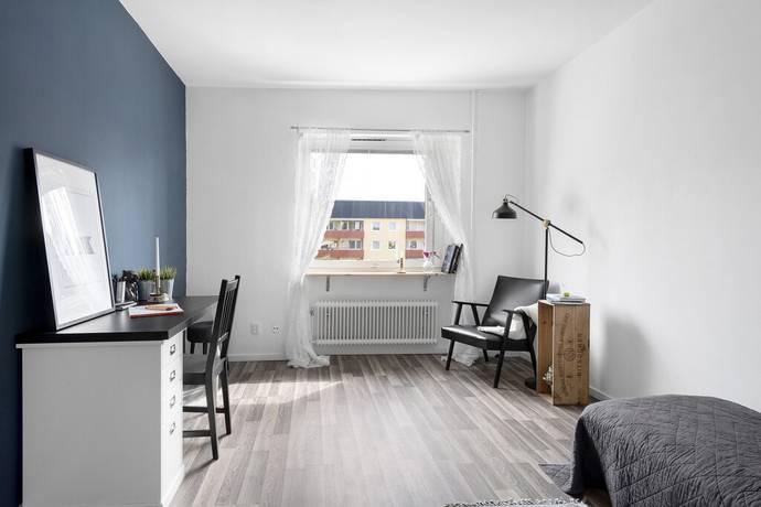 Bild: 1 rum bostadsrätt på Bragegatan 14, Borlänge kommun Forssa