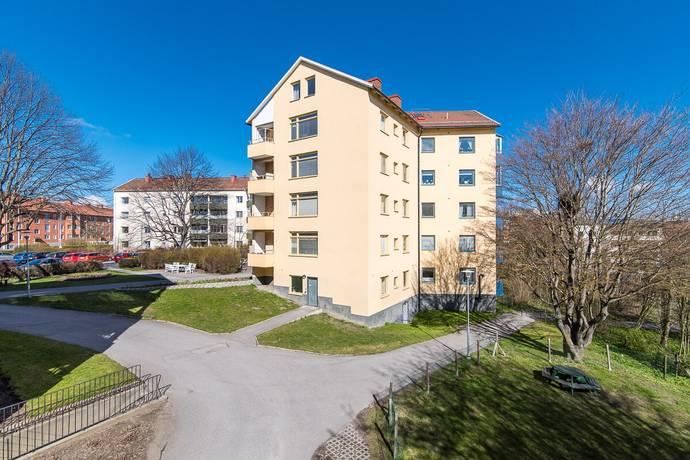 Bild: 3 rum bostadsrätt på Hagebygatan 51, Norrköpings kommun Stjärnhusen