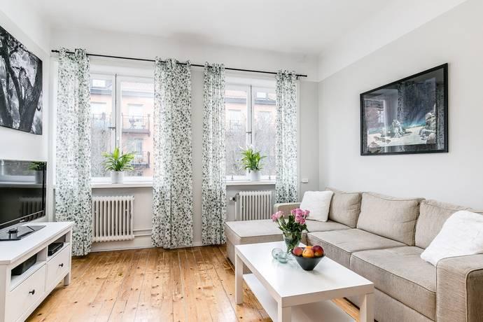Bild: 2 rum bostadsrätt på Frödingsvägen 10, 2 tr, Stockholms kommun Fredhäll