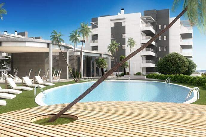 Bild: 3 rum bostadsrätt på Green Hills - Los dolses, Spanien #Costa Blanca Söder