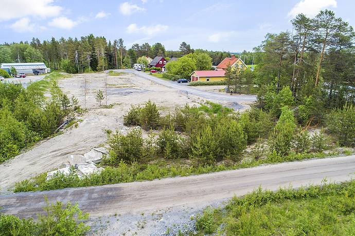 Bild: tomt på Stöcksjö Kustväg 26A, Umeå kommun Stöcksjö
