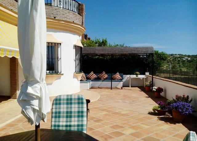 Bild: 4 rum villa på Högklassig villa vid Viñuela!, Spanien Viñuela