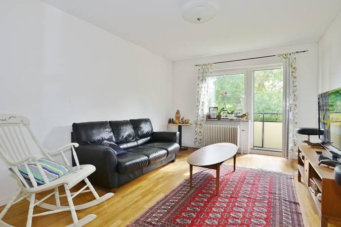 Bild: 2 rum bostadsrätt på Flystagränd 1, Stockholms kommun Spånga - Sundby
