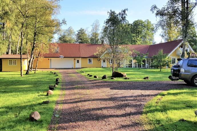 Bild: 12 rum gård/skog på Sjödikenvägen 159-22, Svedala kommun Sjödiken