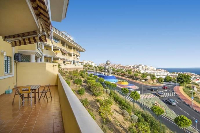 Bild: 3 rum bostadsrätt på Benalmadena Costa/Costa del Sol, Spanien Benalmadena Costa/Costa del Sol