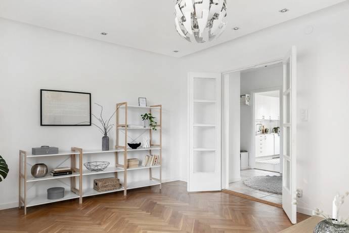 Bild: 2 rum bostadsrätt på Vänortsgatan 4 F, Mölndals kommun Bosgården